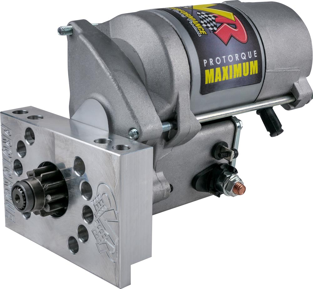 CVR Performance 5323 153 and 168 Tooth Protorque Starter for Chevy