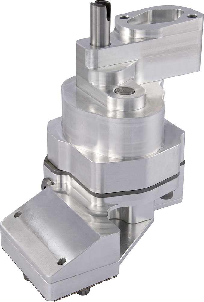 Sb Chevy Billet Aluminum Circle Track Oil Pump Cvr High