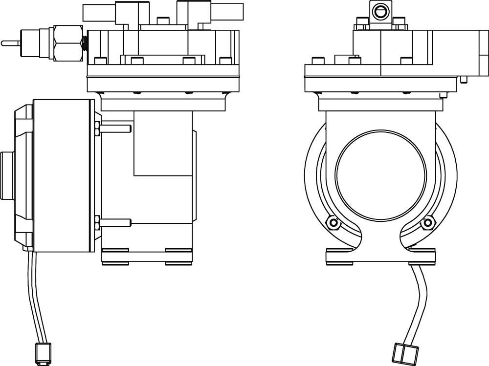 12 volt electric vacuum pump